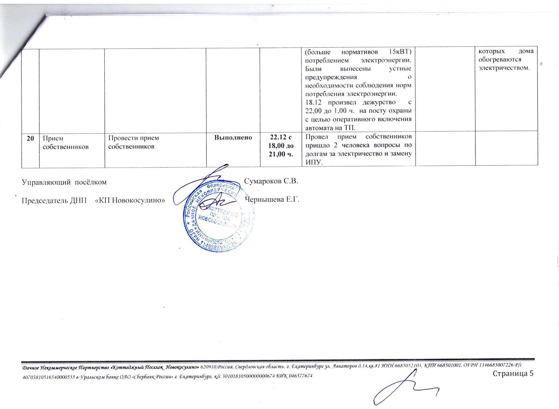 бланк отчёта м3